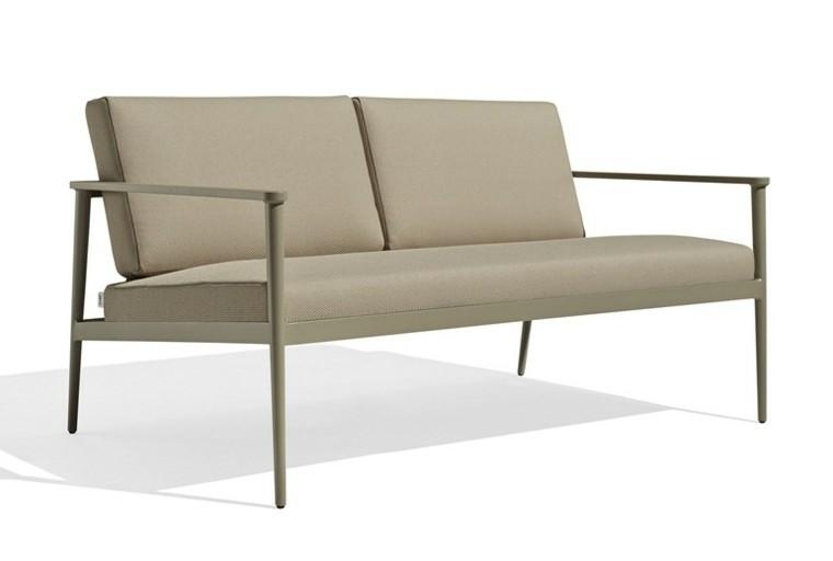 bivaq sofa color beige minimalista