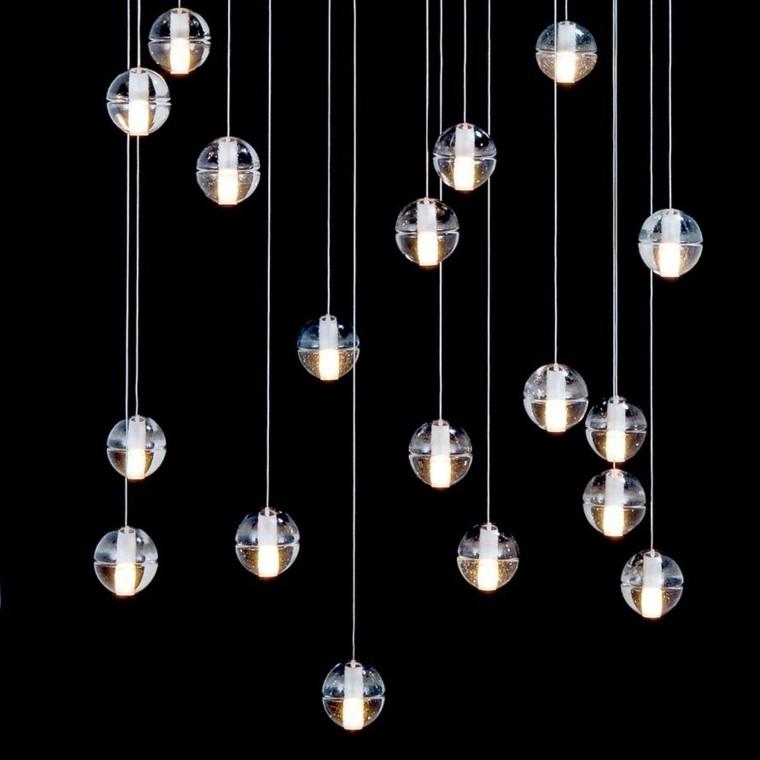 lamparas de techo colgantes iluminaci n y estilo. Black Bedroom Furniture Sets. Home Design Ideas