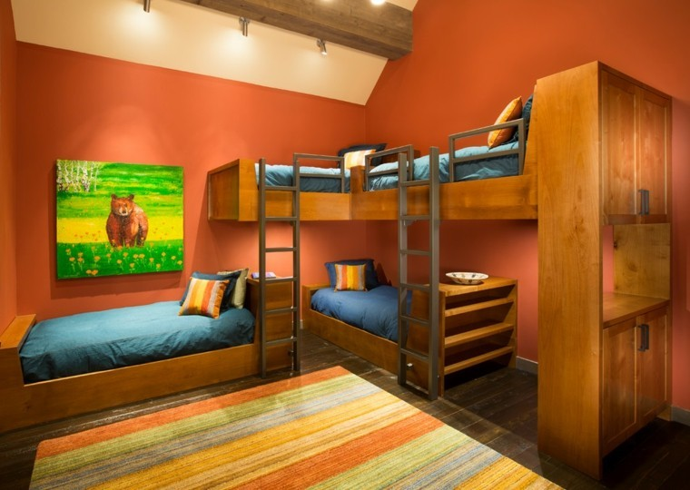 Bedroom Design For Boy