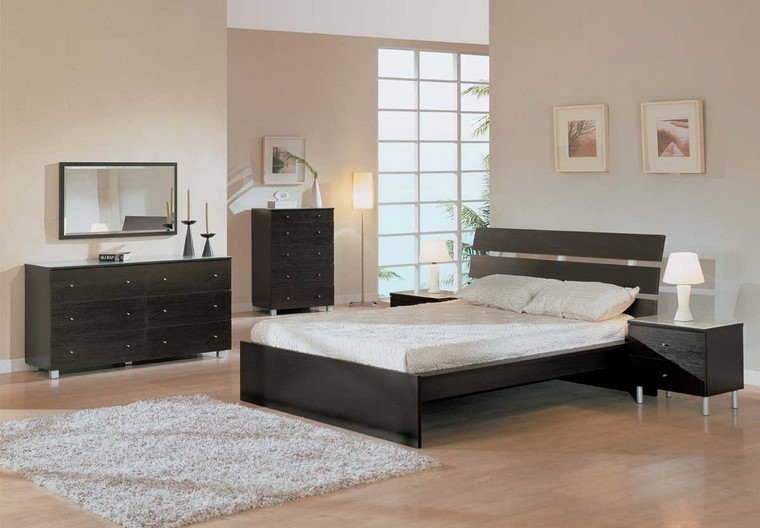 cama amplia relajante ideas modernas interesantes