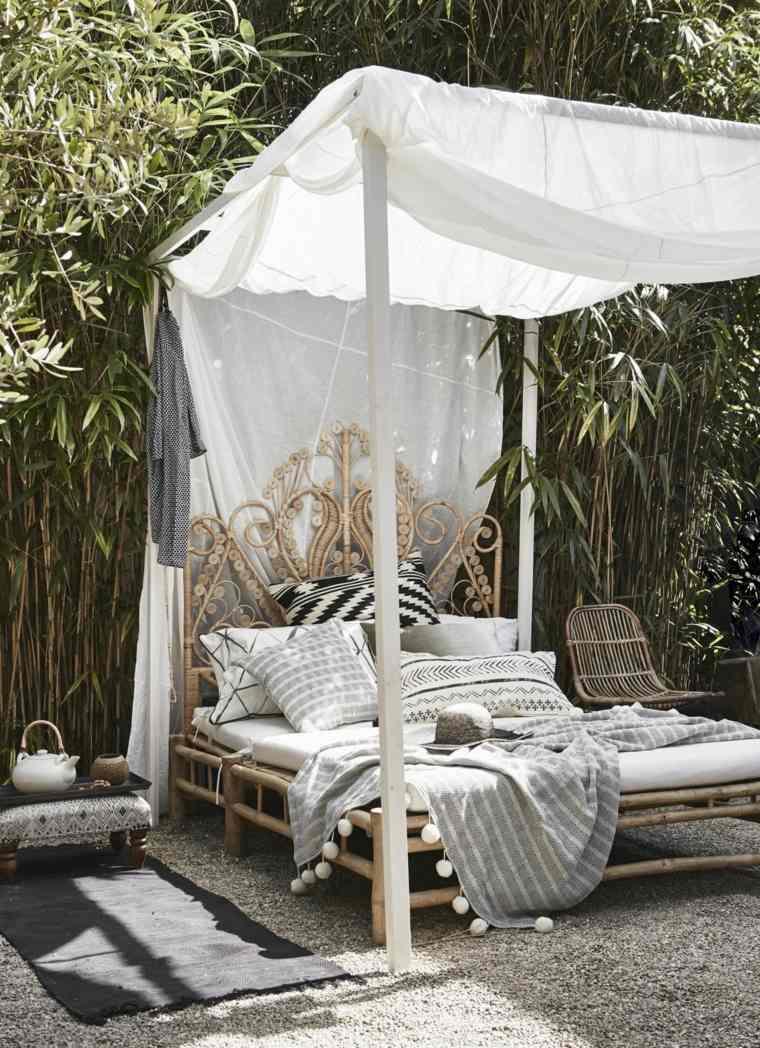 camas de jardin