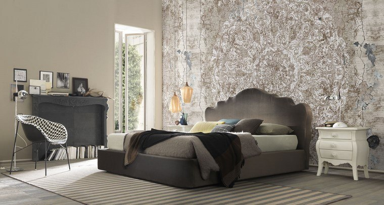 cama comoda ideas interesantes dormitorio modernas