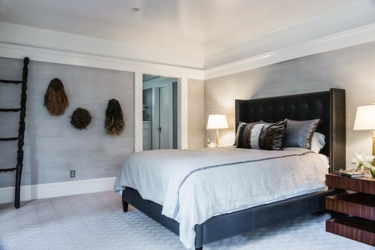 Habitaciones modernas para solteras y solteros - Camas grandes ...