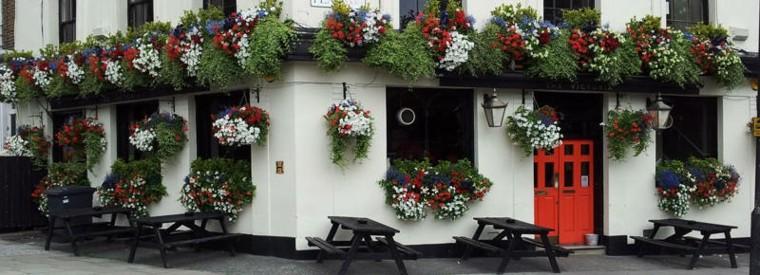 Ventanas Decoradas Exteriores ~ ventanas decoradas con flores