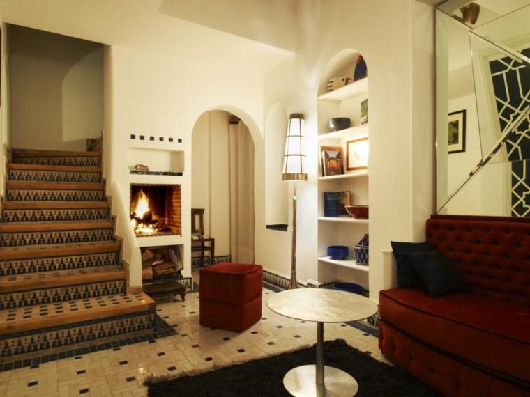 Marruecos inspira con estilo oriental para tu sal n for Salon los azulejos