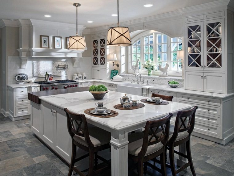 Como dise ar una cocina consejos utiles y provechosos for Como disenar tu cocina
