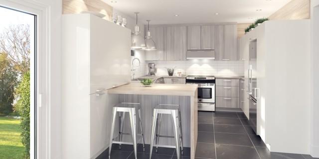 cocina blanca minimalista moderna ideas geniales