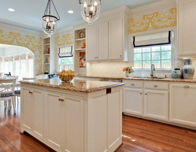 Papel para paredes de cocina dise os arquitect nicos - Papel para cocinas ...