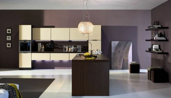 Cocinas con isla multifuncional para todos los estilos - Islas cocinas modernas ...