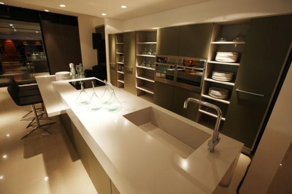 Dise os de cocinas a la ltima p ngase al d a - Cocinas modernas minimalistas ...