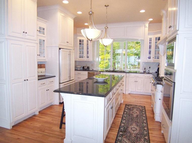 Como dise ar una cocina consejos utiles y provechosos - Encimera marmol cocina ...