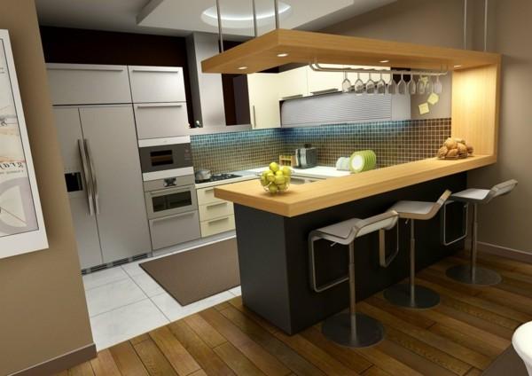 cocinas de diseño moderno laminado