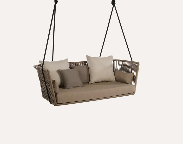 colgante sofa agua resistente moderno