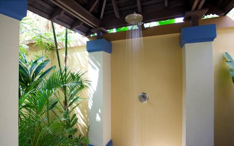 columnas techada plantas muro techada