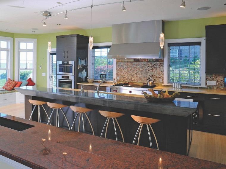 Como dise ar una cocina consejos utiles y provechosos for Como disenar una cocina moderna