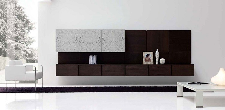 confortable minimalista luz mesa natural