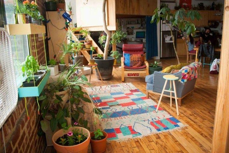 construccion escaleras habitacion pequena ideas madera