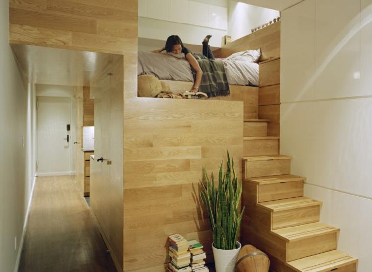 crea dormitorio pequeno aislado ideas tranquilo