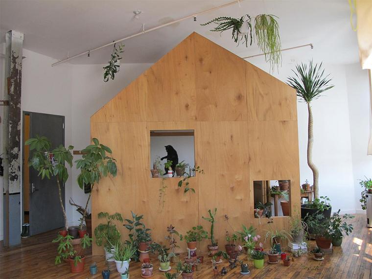 crea habitacion estudio ideas originales madera