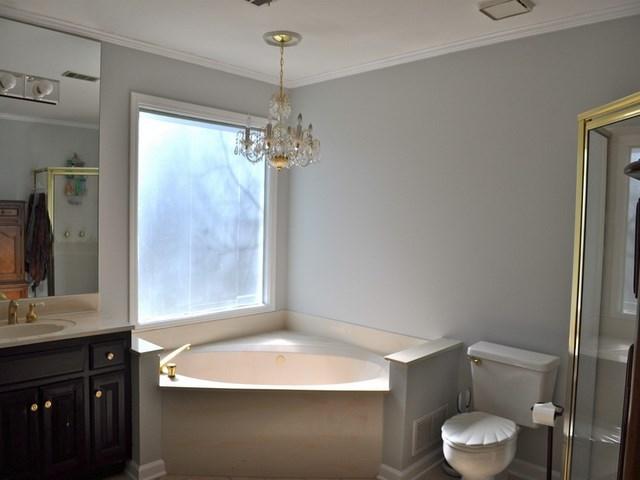cuartos de baño lampara diseño moderno pequeño