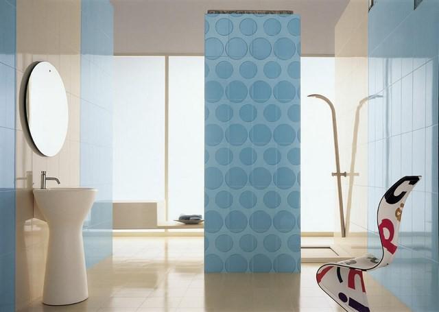 cuartos de baño silla moderno iluminacion