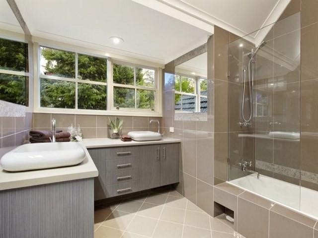 cuartos de baño ventanas luces ventanas plantas