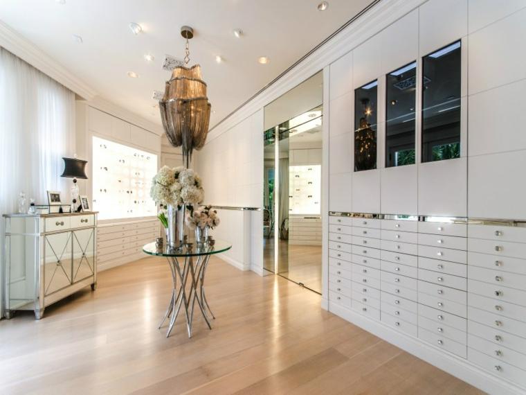 Espejos decorativos para dise os de muebles for Espejos decorativos para pasillos
