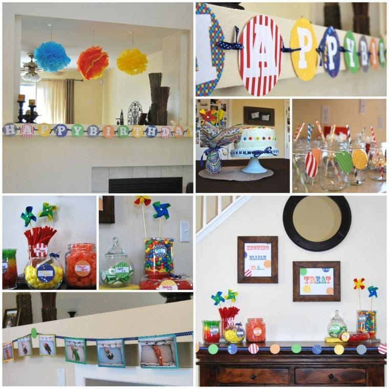 Fiestas infantiles sorprende a tu ni a en su d a especial for Ideas originales para casa