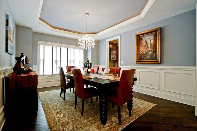 decoración de interiores y color tono claro cuadro dorado