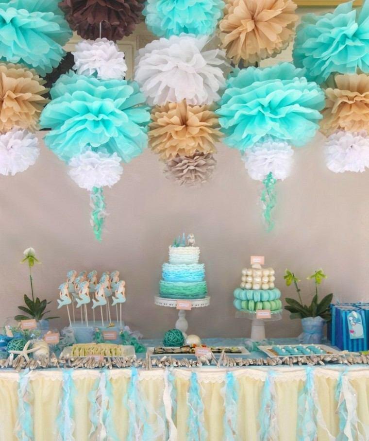 Fiestas infantiles sorprende a tu ni a en su d a especial for Decoration ideas 7th birthday party