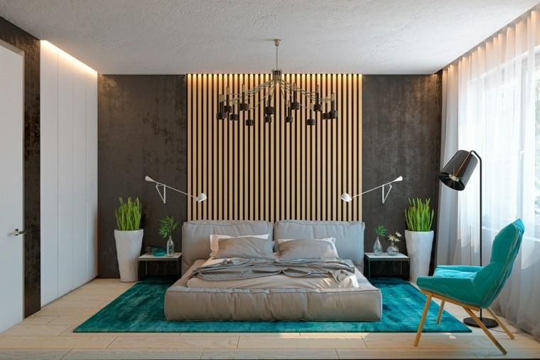 diseño con madera jarron moderno lamparas