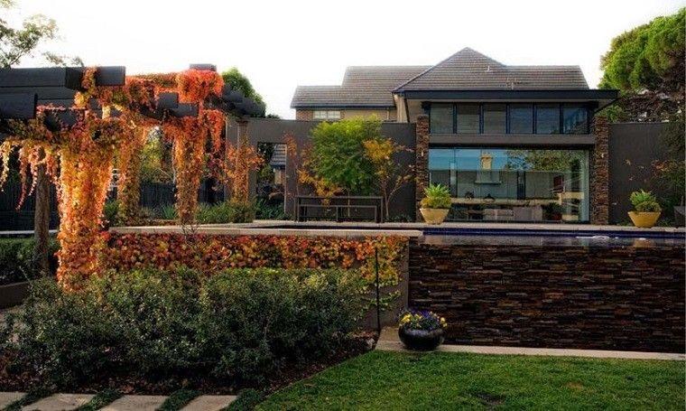 diseño arquitectura jardines paisajismo