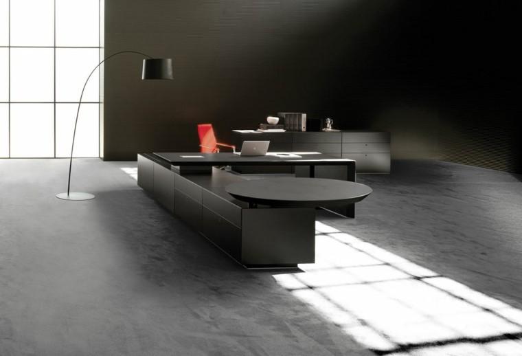 diseño estilo minimalista muebles salon