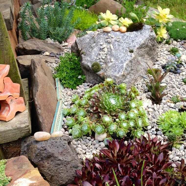 diseño natural decoracion jardines