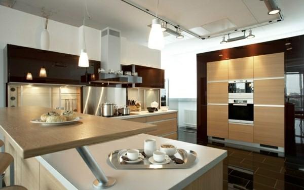 Dise os de cocinas a la ltima p ngase al d a for La cocina moderna y de vanguardia