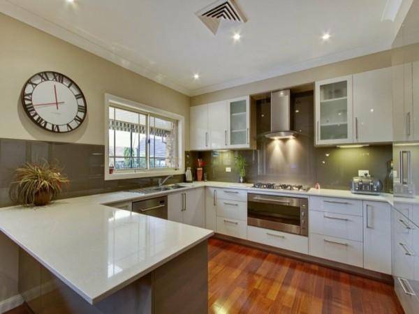 diseños de cocinas modernas laminado