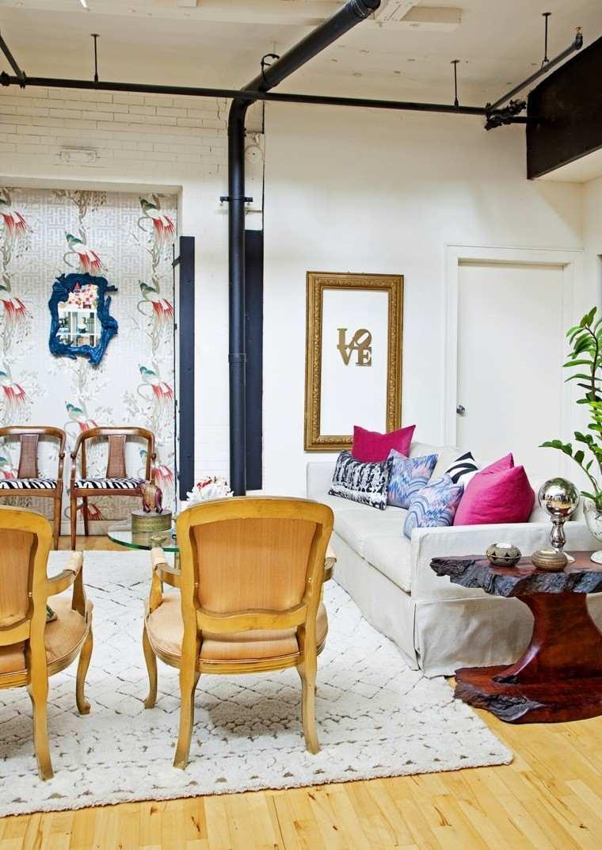 diseno habitacion estilo bohemio ideas moderno