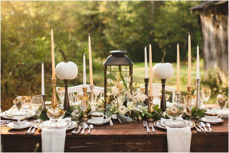 diy diseño fiesta mesa lampara