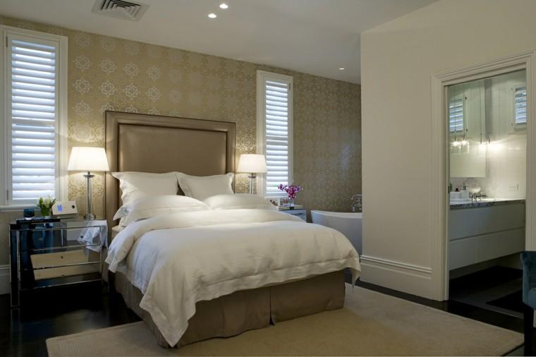 Dormitorios modernos ltimas tendencias de dise o 2015 - Habitaciones disenos modernos ...