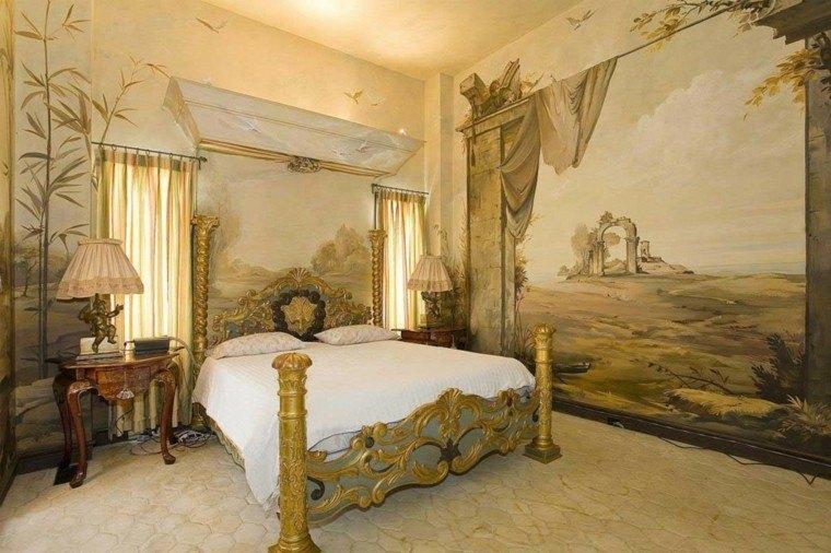 dormitorio decoración cuento hadas