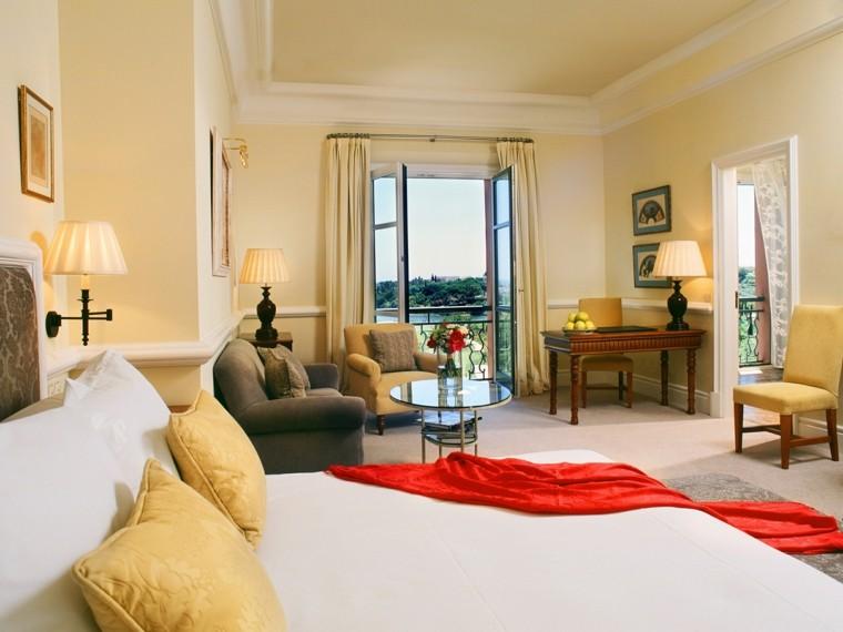 dormitorio soltera clásico cuarto bonito
