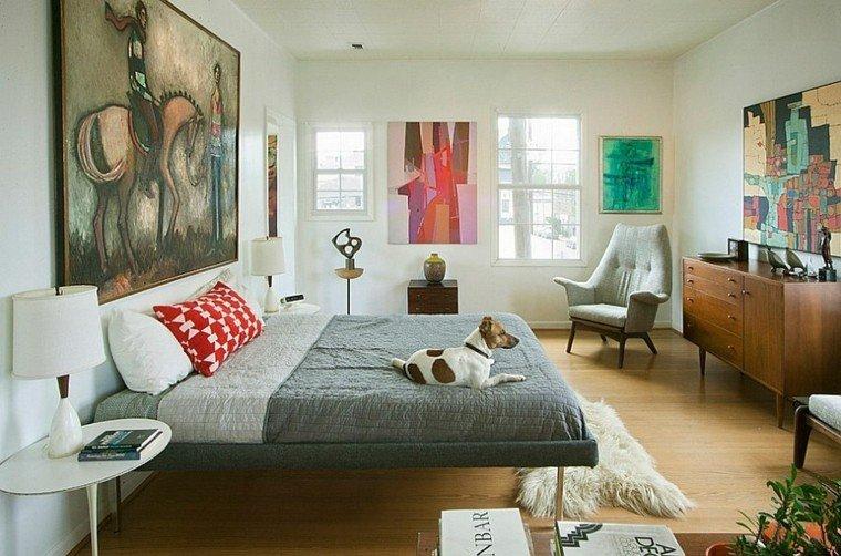 dormitorios modernos muebles mediados ideas siglo
