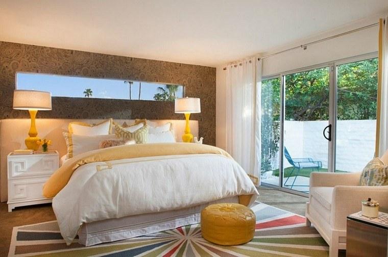 dormitorios modernos luminoso uso elegante colores