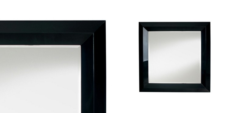 dos espejos modelo bronx negro