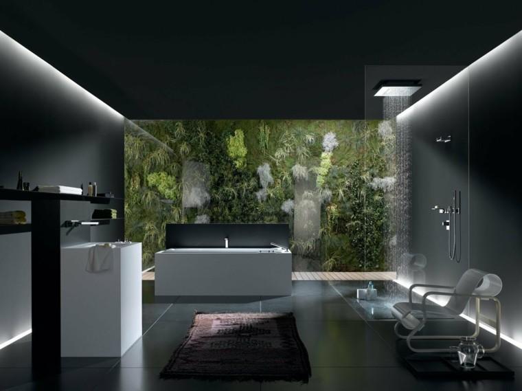 ducha lluvia modelo moderna muebles