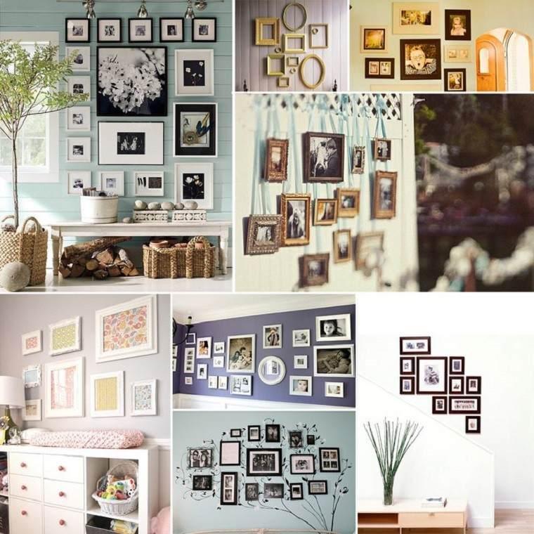ejemplos mural cuadro diseño formas