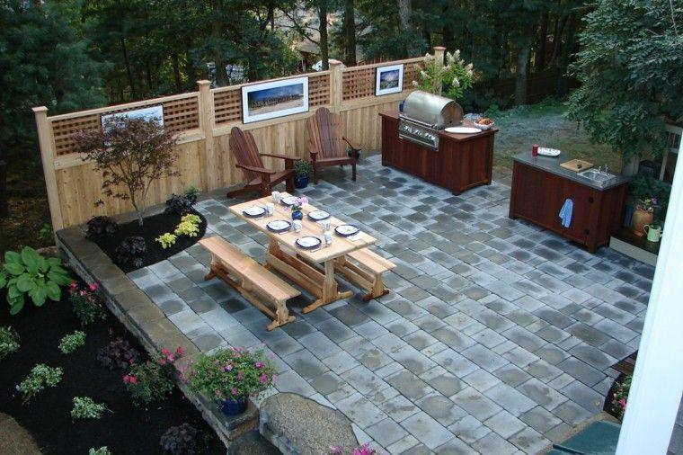 el riempo perfecto jardin acomodado uso moderno diario