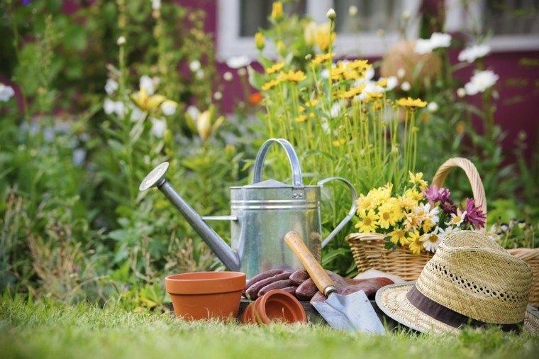 el tiempo preparar jardin primavera ideas plantar