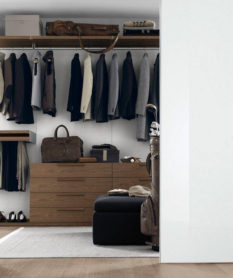 Adesivo De Cozinha ~ Armario abierto modernidad y estilo en tu dormitorio