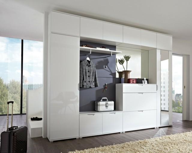 Muebles de entrada ideas que invitan a remodelar - Muebles de entrada pequenos ...